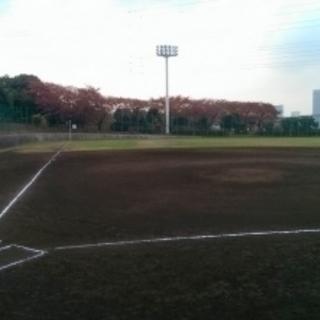 初心者大歓迎! 8/16(水) 13:00~ 気軽な草野球練習会開...