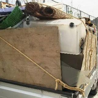 家の不用品から壊れた物や引っ越しのいらない物を安く引き取り回収致します。