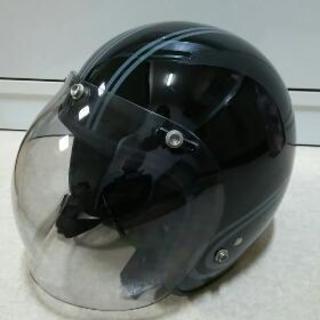 ジェットヘルメット、バイク、
