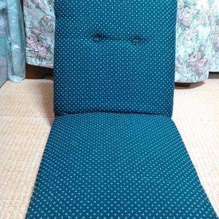 座椅子 折り畳み式 5段階に調節可能★