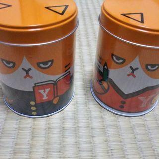 ふてにゃん缶 2コセット