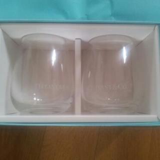 ティファニー ペアタンブラー Tiffany & Co 未使用品