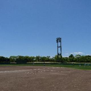 熱く楽しい草野球を一緒にやりましょう🎵
