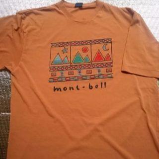 Tシャツ半袖 mont bell