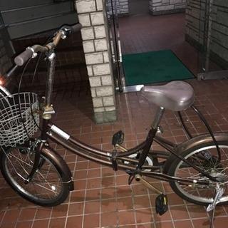 【売却済】自転車売ります
