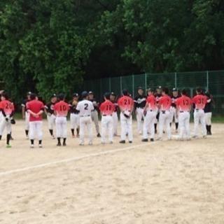 【気軽に体験から♪】野球チームメンバー募集