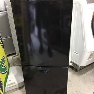 2014年製ハイアール2ドア冷蔵庫138L