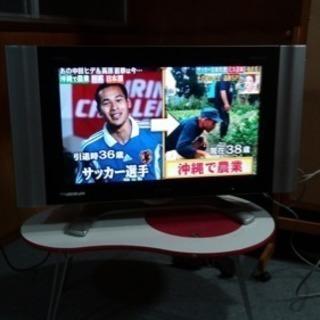 SHARP AQUOS26型液晶テレビ