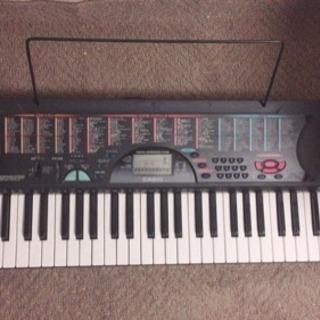 CASIO キーボード ctk-495 電子ピアノ 鍵盤楽器 動作確認済