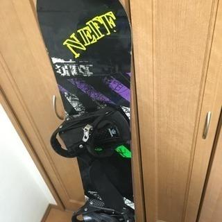 スノーボード ジャンク品