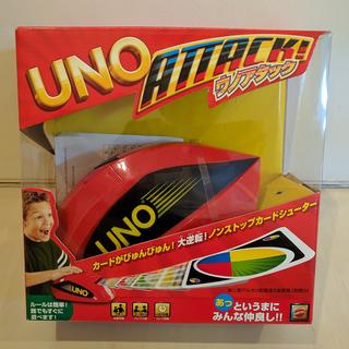 飛び出すウノカード!!【UNO ATTACK(ウノ・アタック)】