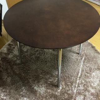 丸型 ダイニングテーブル