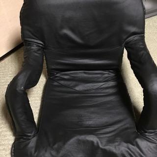 肘置き付き座椅子