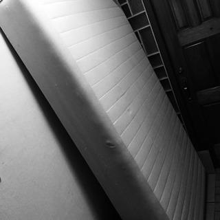 IKEA購入のセミダブルベッド