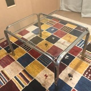 テーブル ガラス製