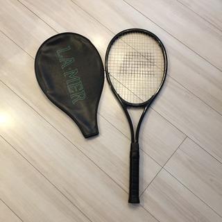 硬式テニス ラケット カバー付き