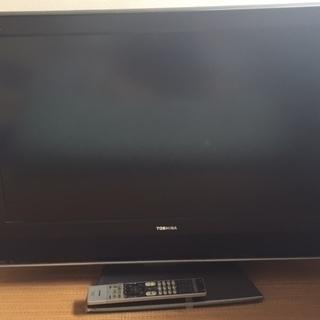 東芝 REGZA 液晶テレビ(32H1000) 内蔵録画機 ジャンク品