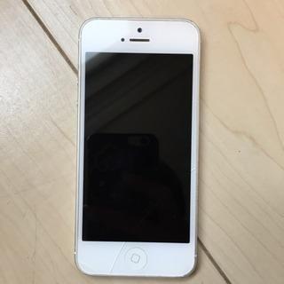 iPhone5 【 ジャンク品 】
