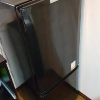三菱 2ドア冷蔵庫 MR-P15X-B