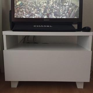 テレビ台 幅60cm かわいい コンパクト 一人暮らし