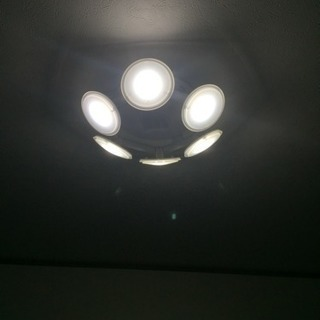 Slimac LED スポット シーリングライト 【リモコン 付き】