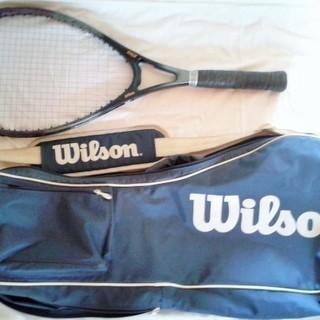 テニスラケット(要ガット張替え)☆prince