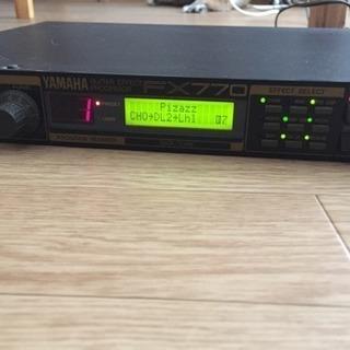 YAMAHA FX-770マルチエフェクター