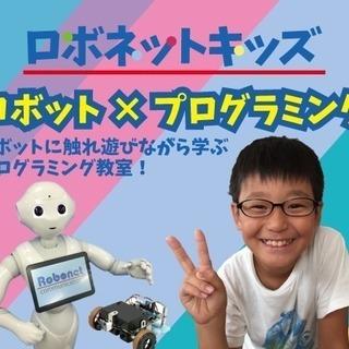 知的な好奇心を引き出しワクワクを育てるロボットプログラミング教室