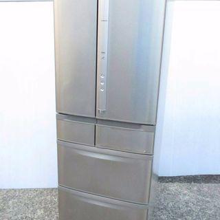 日立大型ノンフロン冷凍冷蔵庫501リットルです!🌠 大型で大家族に...