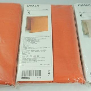 〇 345 IKEA 枕カバー 2個×3点セット DVALA 50...