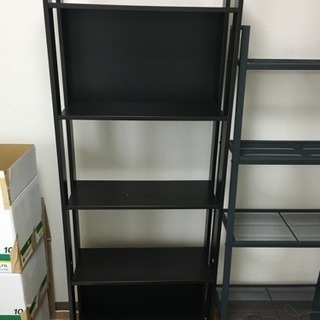 差し上げます 大型 本棚 IKEA イケア