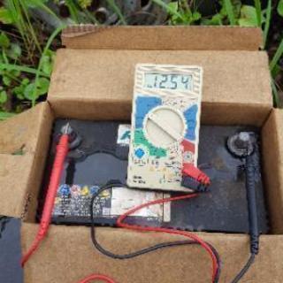 車用バッテリー