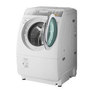 Panasonic ナショナル ドラム式洗濯乾燥機 9.0kg¥1...