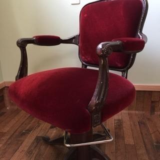 くつろぎの椅子として