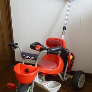 子供 三輪車 アイデス  カーゴ  CARGO