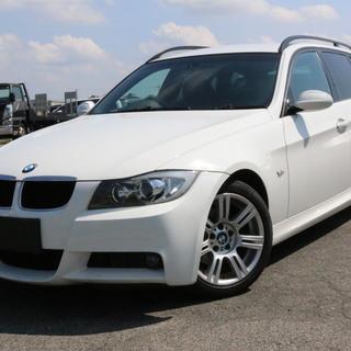 【BMW】E91 320i ツーリング M-Sport 検査付き...