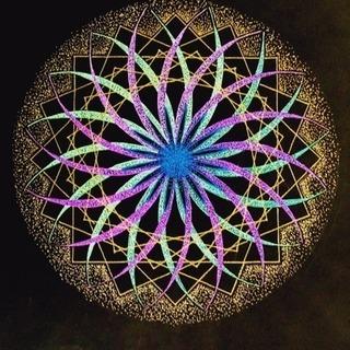 宙を奏でる点描曼荼羅  体験募集