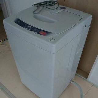 平成10年製 TOSHIBA AW-B42(HS) 4.2㎏ 洗濯機