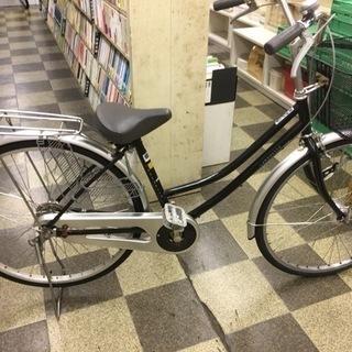 [4692]シティサイクル ママチャリ 26インチ シングル LE...