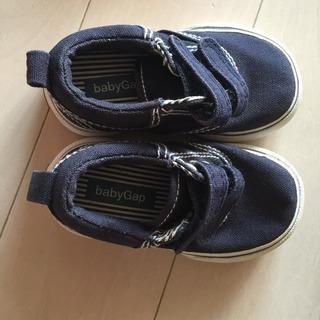 靴 キッズ サイズ12 baby gap