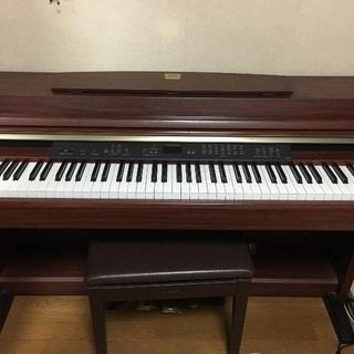 ヤマハ電子ピアノ無料で差しあげます♪