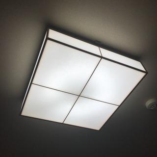 照明器具 和室用
