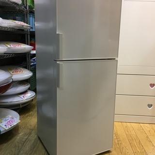 MUJI 無印良品 2016年製 137L 冷蔵庫 AMJ-14D-1