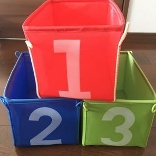 IKEA 数字ボックス