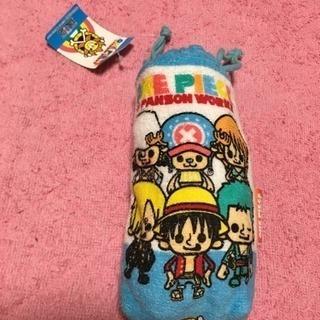 新品 ONE PIECEのペットボトルケース
