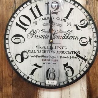 新品‼︎壁掛け時計