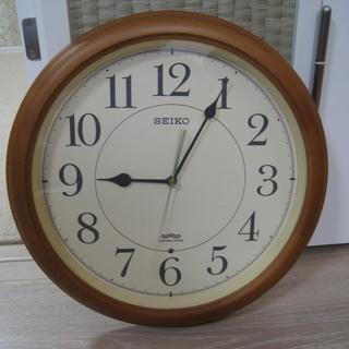 セイコー SEIKO 電波時計 掛け時計 KS224B