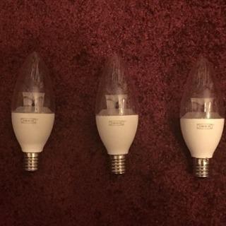 LED電球 6W 400lm E17 調光対応