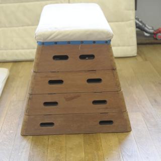 (幼児用)跳び箱・踏切板