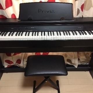 カシオ電子ピアノ☆Privia☆新しめ中古